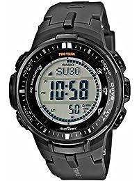 Casio Reloj Digital para Hombre con Correa de Resina – PRW-3000-1ER