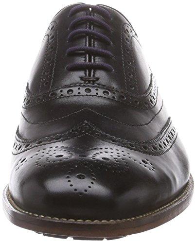ClarksPenton Limit - Scarpe stringate uomo Nero (Black Leather)