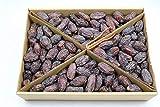 Galelee Datteln PREMIUM LARGE mit Stein   Schwefelfrei   Zartes Fruchtfleisch   Große Früchte   Naturbelassen   5 kg Vorteilspackung