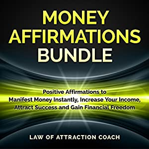 Money Affirmations Bundle Positive Affirmations To