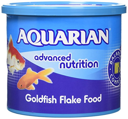 AQUARIAN Goldfish Flake Fish Food
