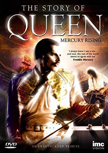 The Story of Queen - Mercury Rising - Freddie Mercury