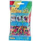 Hama Beads - Neon Colour Mix (1000 Midi Beads) by Hama