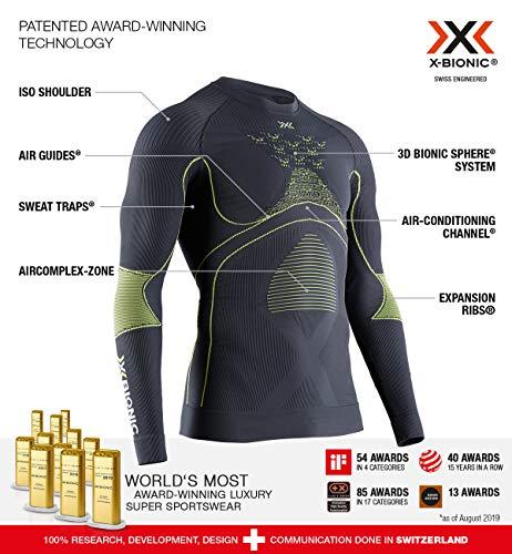 X-Bionic Energy Accumulator 4.0 Shirt Round Neck Long