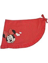 Paréo de bain enfant fille Minnie Disney Rouge ou Blanc de 3 à 8 ans