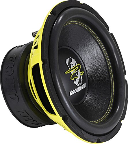 Ground Zero GZRW 12XSPL - 30cm - Spl 12-zoll-subwoofer