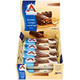 Atkins Advantage - Barres brownie au chocolat pauvre en glucides 60g - Lot X15