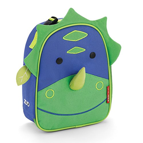 Skip Hop SKI-ZOO-LCH-GIRAF Kindergartentasche, Motiv Giraffe Dinosaurier