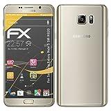 atFolix Schutzfolie für Samsung Galaxy Note 5 (SM-N920) Displayschutzfolie - 3er Set FX-Antireflex blendfreie Folie