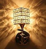 XIAOJIA Crystal parete lampada camera camera da letto comodino individualità creativa navata indumento negozio Cafe Hotel decorazione illuminazione del corridoio , C