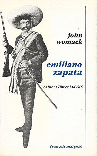 Emiliano Zapata et la révolution mexicaine.