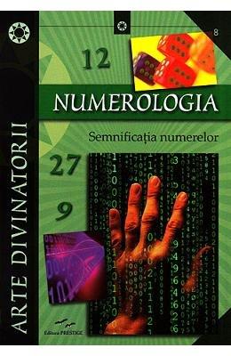 NUMEROLOGIA SEMNIFICATIA NUMERELOR por TANIA MAZZARELLO