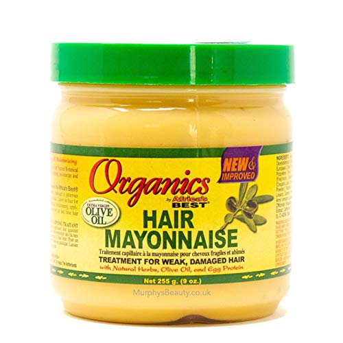 Organics by Africa's Best Cheveux Mayonnaise 255 g