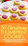 Best Cookie Books - 50 Christmas Thumbprint Cookies – Traditional and Seasonal Review
