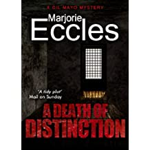 A Death of Distinction (Inspector Gil Mayo Mystery series) (English Edition)