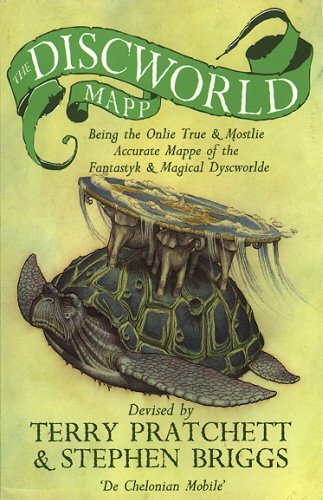 The Discworld Mapp Cover Image
