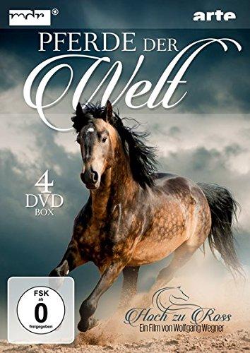 Preisvergleich Produktbild Pferde der Welt [4 DVDs]