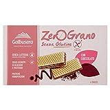Galbusera ZeroGrano Wafer con Cioccolato 180 g, Senza glutine