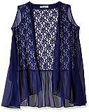 Soie Women's Cardigan (6314N.BLUE_Large)