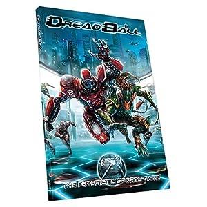 Mantic Games MGDB202 Dreadball 2 - Libro de Reglas