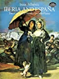 Isaac Albeniz  Iberia And Espana (Dover Music for Piano)