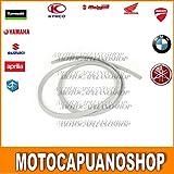 GUARNIZIONE GOMMA BAULETTO VESPA 125 150 SUPER GT GTR GL PX