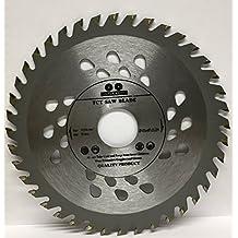 Alta calidad hoja de sierra para amoladora de ángulo 125mm para madera disco de corte circular 125x 22x 40T