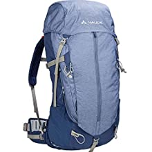 VAUDE Women's Brentour 42+10 Backpacks>=50L, Blueberry, One size