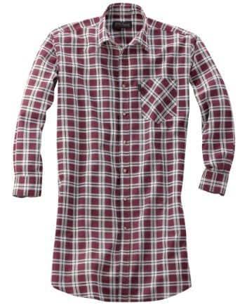flanellhemd arbeitshemd karohemd extralang bis gr xxxxl l 41 42 rot bekleidung. Black Bedroom Furniture Sets. Home Design Ideas