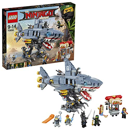 Lego The Ninjago Movie Garmadon, 70656