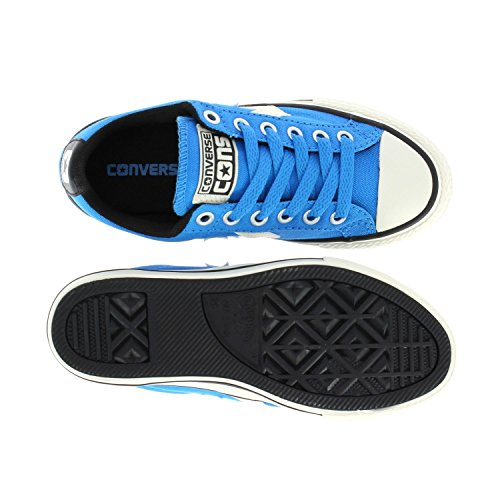 Converse Youths All Star Player EV Ox Casino Textile Trainers Blue