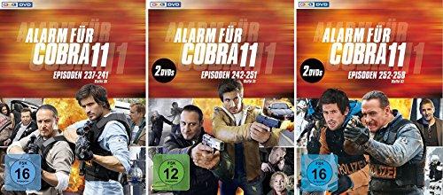 Alarm für Cobra 11 - Staffel 30-32 (5 DVDs)