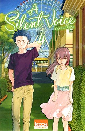 Silent Voice (A) Vol.4 par OIMA  Yoshitoki - OHIMA Yoshitoki