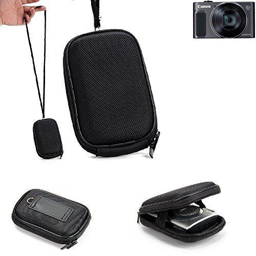 K-S-Trade Bolsa para cámara Caso Duro, Estuche compacta Canon PowerShot SX620 HS, Funda rígida. | Resistente a los Golpes