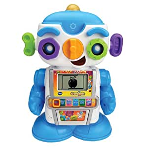 VTech Gadget the Robot: Amazon.co.uk: Toys & Games