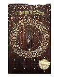Nuovo Natale adulto bere e cioccolato–Calendario dell' Avvento, bicchieri da 50ml