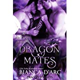 Dragon Mates: Dragon Knights (The Sea Captain's Daughter Trilogy Book 3) (English Edition)