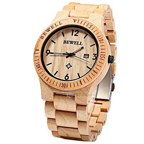 bewell-reloj-de-cuarzo-analogico-para-hombre-de-madera-con-funsion-del-canlendariomadera-marrona-cla