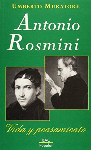 Antonio Rosmini.