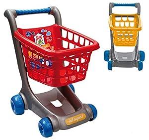 General juguetes- Carro de Compra 55x45x30cm, (07002)