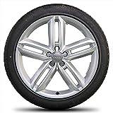Original Audi A6 S6 4G 4G9 Allroad S-Line Felgen Satz 4G9601025G 20 Zoll 768-A1