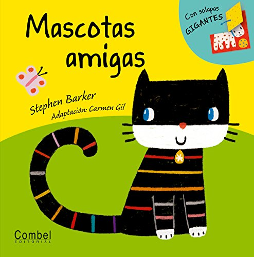 Mascotas Amigas Cover Image