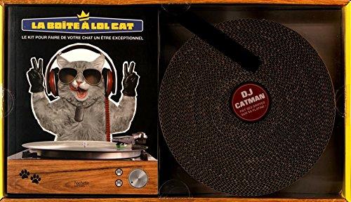 La boite à LOL Cat: Le kit pour faire de votre chat un être exceptionnel par Gaël NEILLON