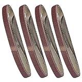 Schleifbänder für die Black and Decker Powerfeile, 13 x 457 mm, 20 Stück