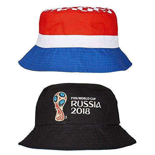 2018 FIFA World Cup Russia Bucket Hat Croatia