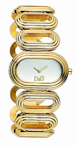 D G Dolce Gabbana &&Ladies Watch XS Analogue, Stainless Steel