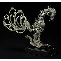 Estatua de pájaro de maqueta de Arte asiático HD del ...