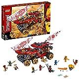 LEGO NINJAGO - Le Q.G des ninjas, Jeu pour Enfant 9 Ans et Plus, Briques de Construction Garçon et Fille 1178 Pièces - 70677