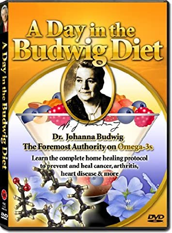 A Day in the Budwig Diet - Learn the complete home healing protocol to prevent and heal cancer, arthritis, heart disease & more [DVD] by Ursula Escher