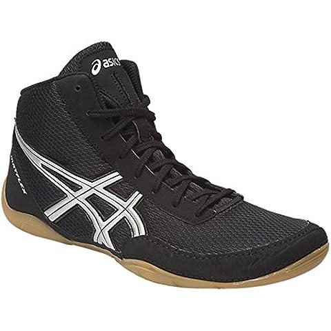 Asics - Matflex noir lutte - Chaussures de lutte - Noir - Taille 44